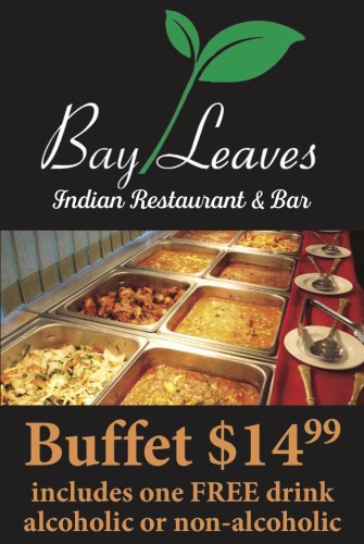 Bay Leaves Restaurant Buffet