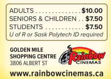 Rainbow Cinemas Regina