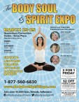 The BODY SOUL and SPIRIT EXPO