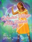 Cathedral Village Arts Festival 2019 May 20 to 25