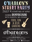 O'HANLON'S STREET PARTY
