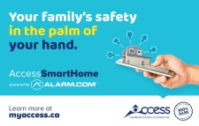 Your family's safety in the palm of your hand.