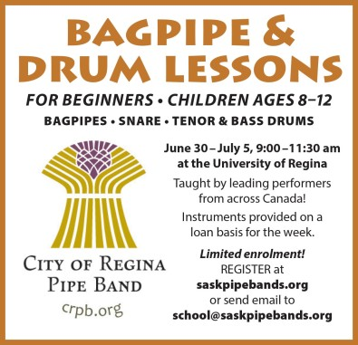 BAGPIPE and DRUM LESSONS FOR BEGINNERS
