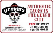 Gringo's AUTHENTIC TACOS IN THE QUEEN CITY