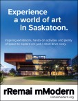 Experience a world of art in Saskatoon.