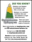 Saskatchewan Epilepsy