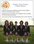 Regina's only all ages certified Irish dance school