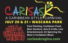 CARISASK is A CARIBBEAN STYLE CARNIVAL